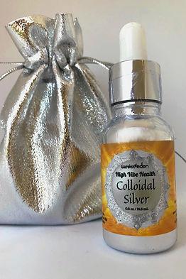 Garden of Eden Colloidal Silver Gift Bag