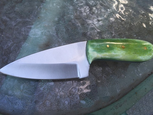 Beautiful D2 Small Skinner Knife, CUSTOM ORDER ONLY