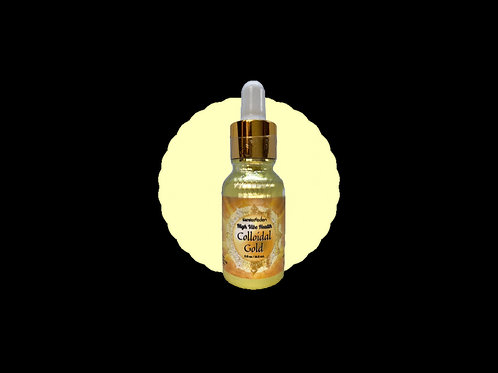 0.5 oz Colloidal Gold