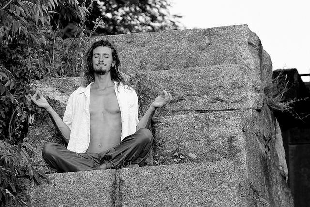 Quinn Eaker meditation