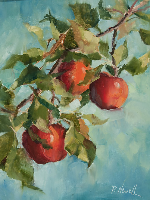 'Orchard' by Pamela Newell