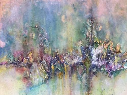 'Misty Morning' by Dixie Ferrer