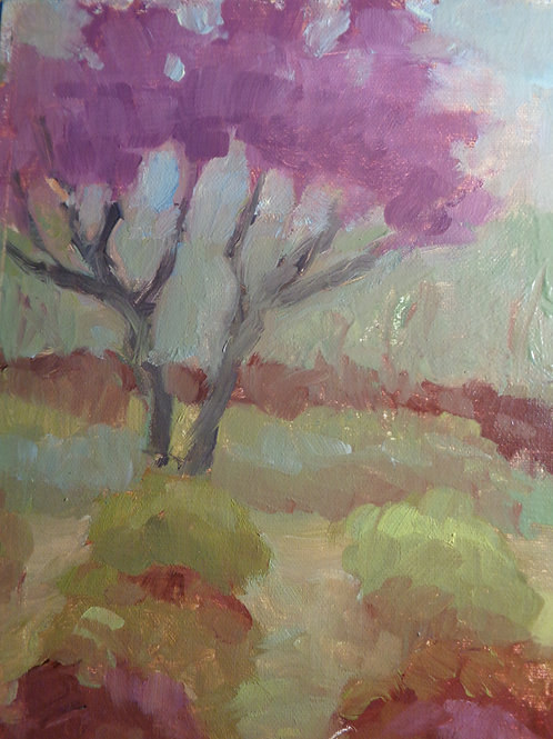 'Redbud' by Corrine Hull