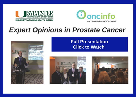 Expert Road Shows | Oncology Information Group