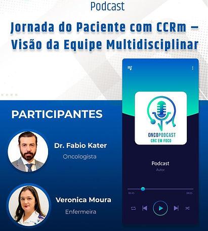 Poccast CCRm Multidiciplinar - Kater & Moura