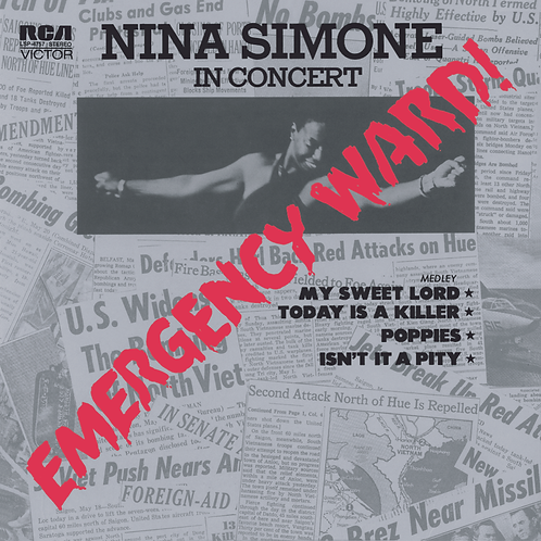 Nina Simone: Emergency Ward!