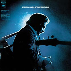 Johnny Cash at Saint Quentin