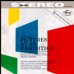 Moussorgsky/Ravel : Pictures at an Exhibition