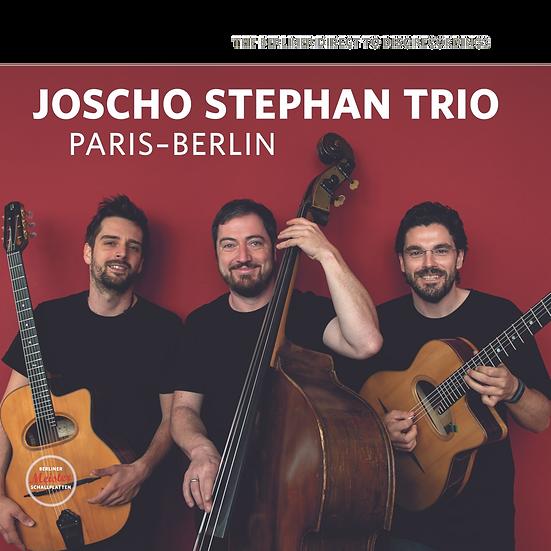 Joscho Stephan Trio: Paris - Berlin