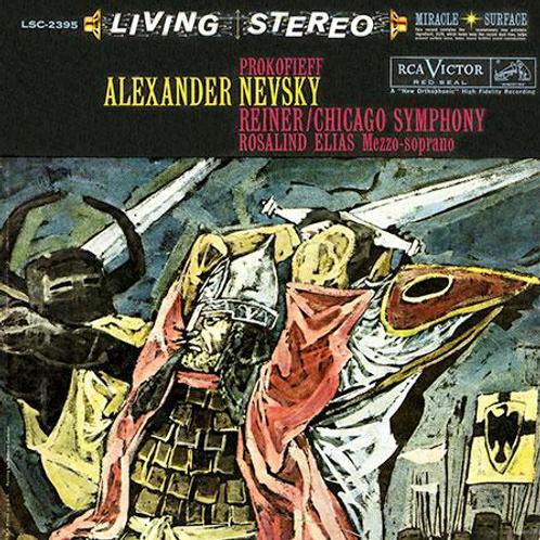 Prokofiev: Alexander Nevsky