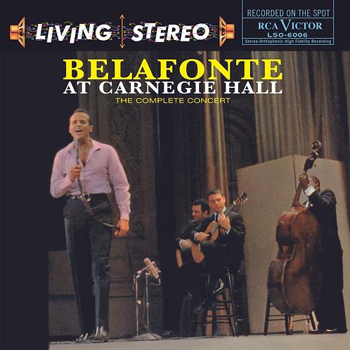 Harry Belafonte: Belafonte At Carnegie Hall