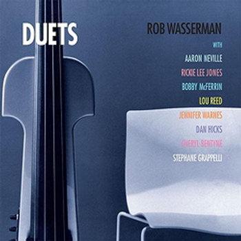 Rob Wasserman: Duets (45rpm-edition)