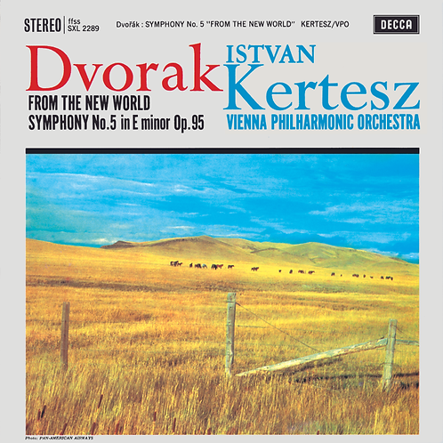 Dvorák: Symphony No. 9 (From the New World)