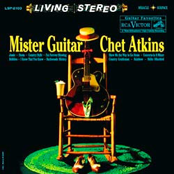Chet Atkins : Mister Guitar