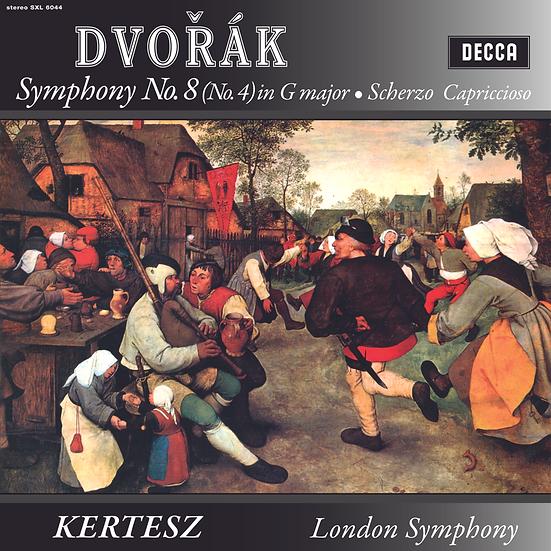 Dvorák: Symphony No. 8