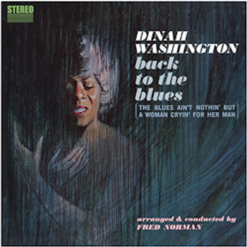 Dinah Washington: Back To The Blues