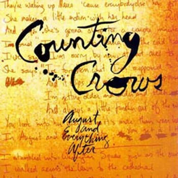 Counting Crows: August And Everything After (45rpm-edition)