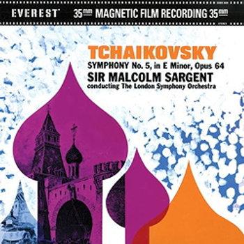 Tchaikovsky: Symphony No. 5 (45rpm-edition)
