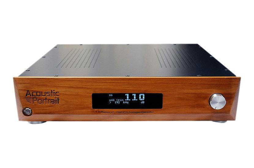 Thiyaga v2 SE – Digital to Analogue Converter