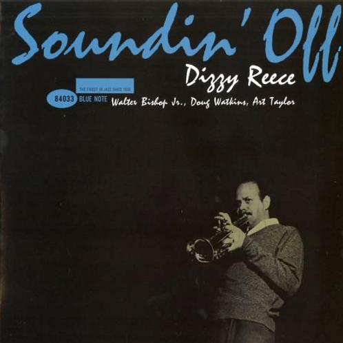 Dizzy Reece: Soundin' Off (45rpm-edition)