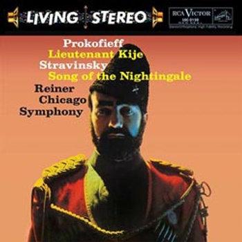 Prokofiev: Lieutenant Kije, a.o. works