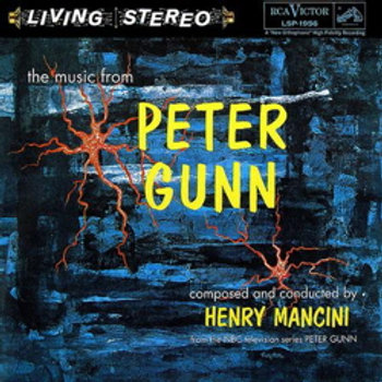 Henry Mancini: The Music From Peter Gunn (45rpm-edition)