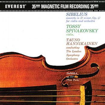 Sibelius: Violin Concerto (45rpm-edition)
