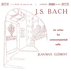 Bach: Six Suites for Unaccompanied Cello