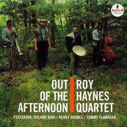 Roy Haynes Quartet: Out Of The Afternoon (45rpm-edition)