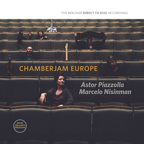 Chamberjam Europe: Astor Piazzolla & Marcelo Nisinman