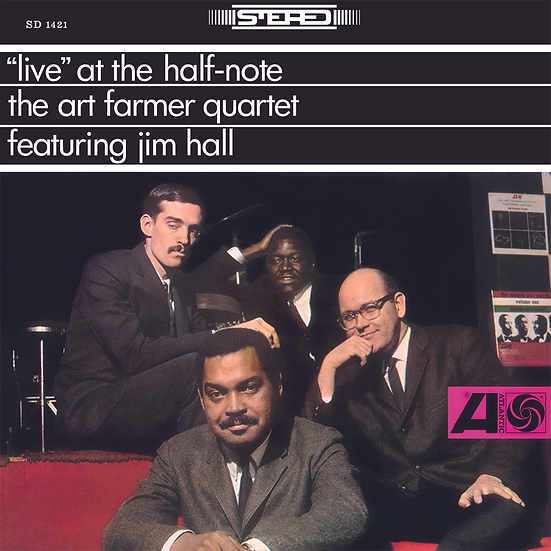 The Art Farmer Quartet: Live At The Half-Note