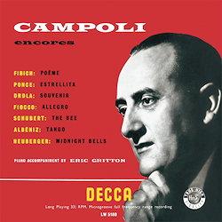 Alfredo Campoli: Encores Vol. 1 & 2