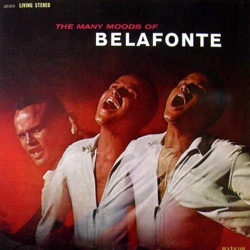 The Many Moods of Harry Belafonte