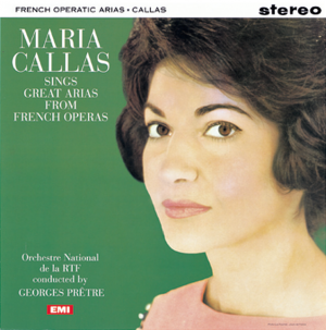 Maria Callas : French Operas