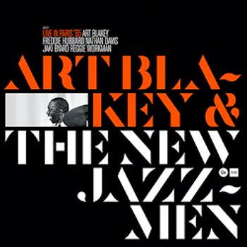 Art Blakey & The New Jazz Men: Live in Paris '65