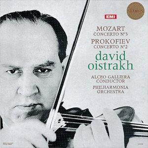 Mozart & Prokofiev : Violin Concertos