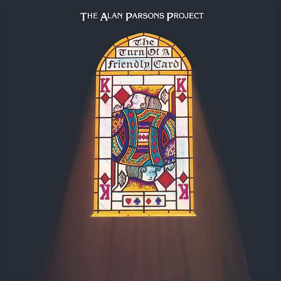 The Alan Parsons Project: The Turn Of A Friendly Card