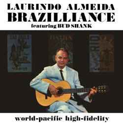 Laurindo Almeida Quartet: Brazilliance