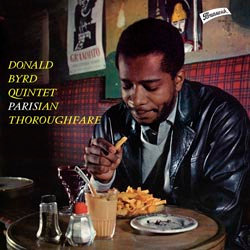 Donald Byrd Quintet: Parisian Thoroughfare