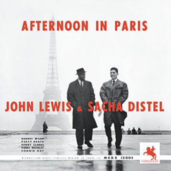 John Lewis & Sacha Distel: Afternoon In Paris