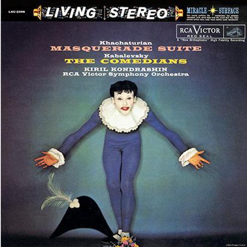 Khachaturian: The Masquerade Suite