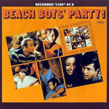The Beach Boys: The Beach Boys' Party! (stereo-edition)