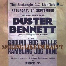 Duster Bennett: Smiling Like I'm Happy