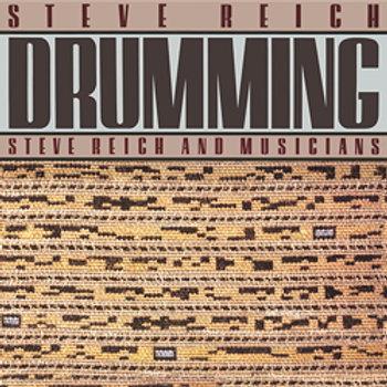 Steve Reich: Drumming
