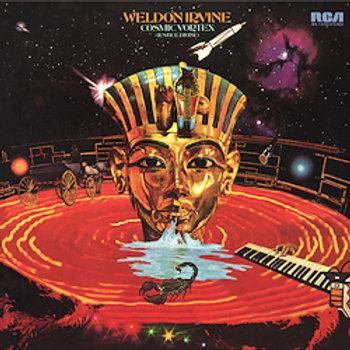 Weldon Irvine: Cosmic Vortex (Justice Divine)