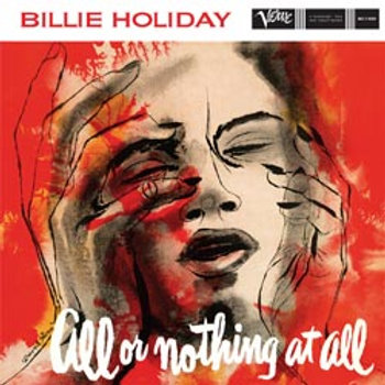 Billie Holiday: All Or Nothing At All (45rpm-edition)