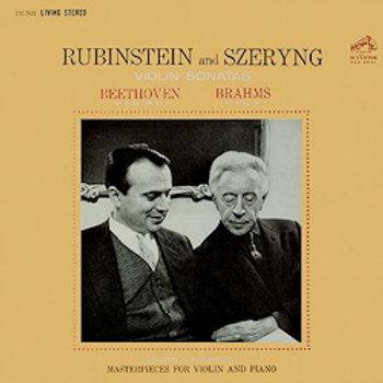 Beethoven / Brahms: Sonatas