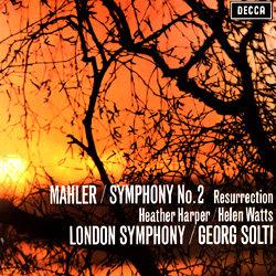 Mahler : Symphony No. 2