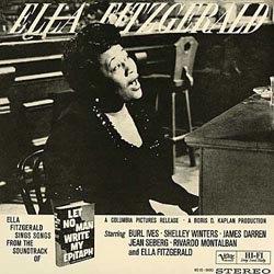 Ella Fitzgerald: Let No Man Write My Epitaph (45rpm-edition)