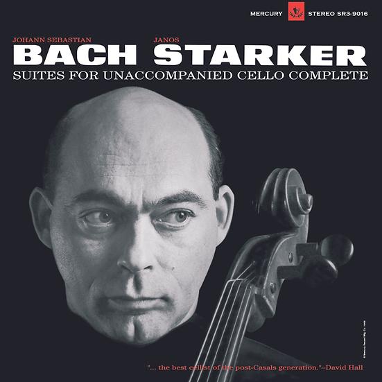 Bach: 6 Solo Cello Suites